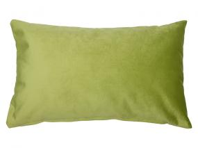 Pistachio Velvet cushion