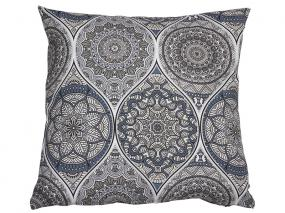 Indi gray cushion