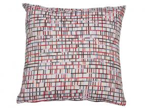 Coussin multicolore Recio