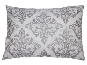 Amanda gray cushion
