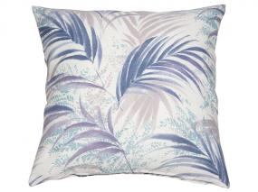 Blue Macapa cushion