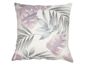 Bohemian gray cushion
