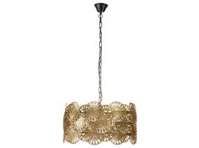 Gold ceiling lamp