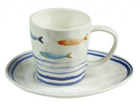 Bord mer cup and saucer