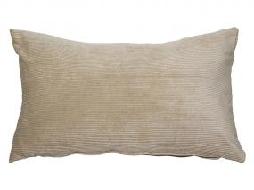 Corduroy sand cushion