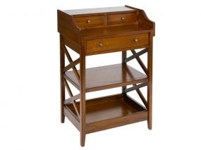 Console 3 drawers cross