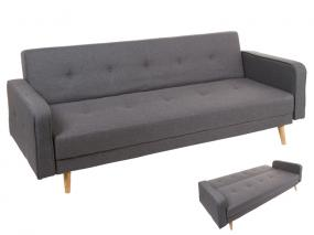 Sixty grey sofa bed