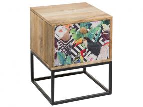 Table de nuit Tropic