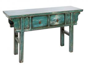 Blue console